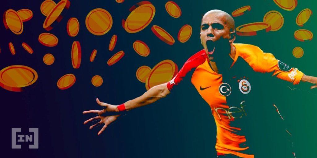 Chiliz Galatasaray coin