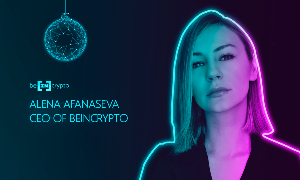 BeInCrypto CEO'su Alena Afanaseva'nın Yeni Yıl Mesajı